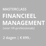 Masterclass Financieel Management