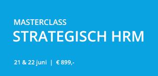 Masterclass Strategisch HRM